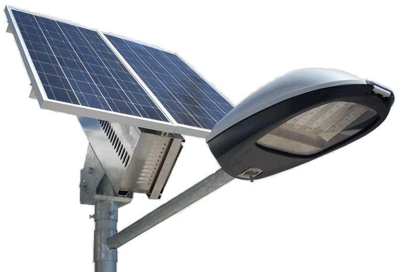 Empresa de projeto de iluminação energia solar