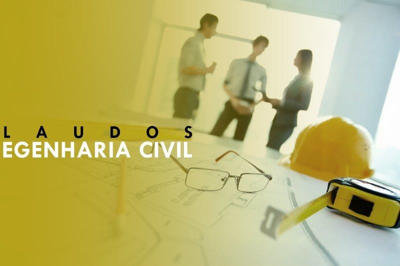 Laudos e perícias engenharia civil