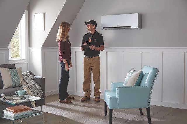 Projeto de ar condicionado residencial