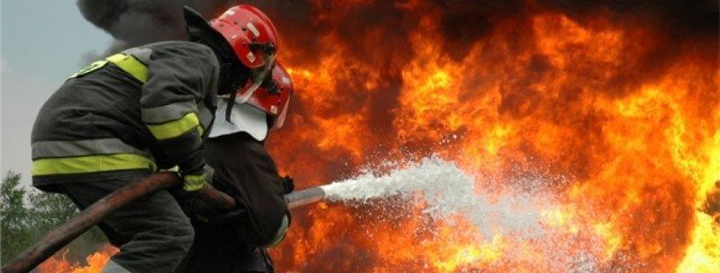 Consultoria combate a incêndio