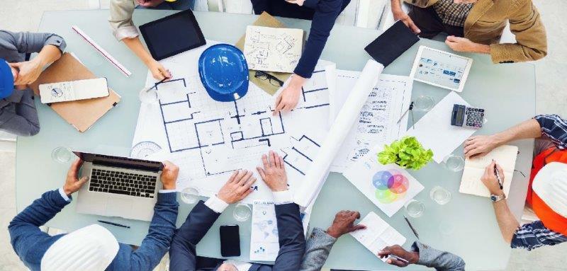 Empresas gerenciadoras de obras