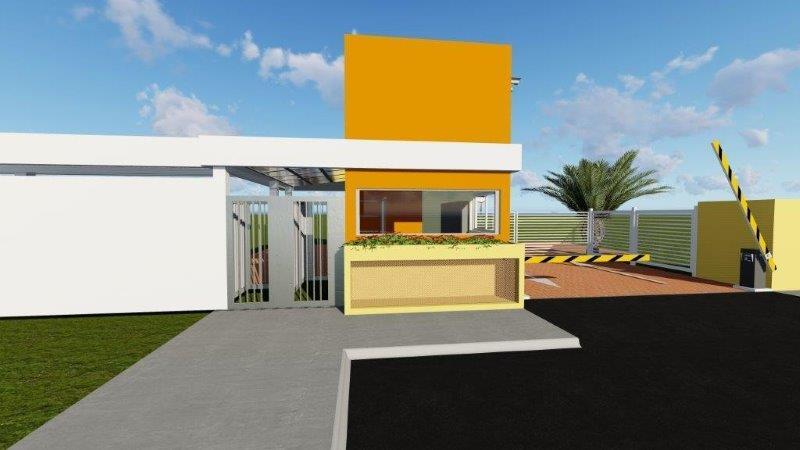 Projeto arquitetônico para condomínios