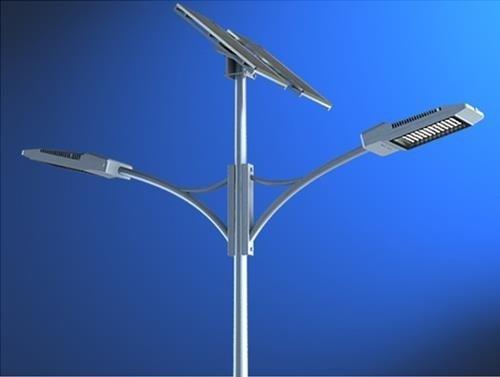 Projeto de iluminação energia solar